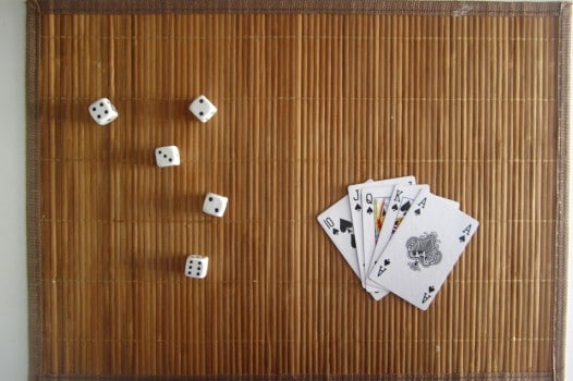 Gambling - Cards and Dice